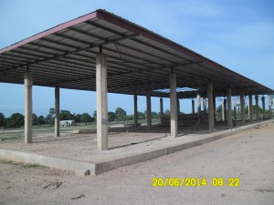 toiture école manecounda